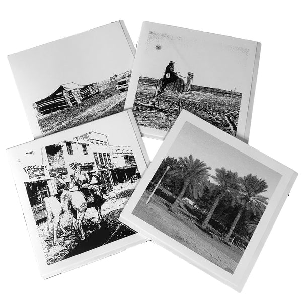 Photographic Range Monochrome Greetings Card