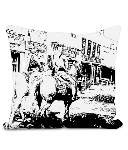 Horse Guards Cushion