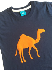 Camel T-shirt detail of camel