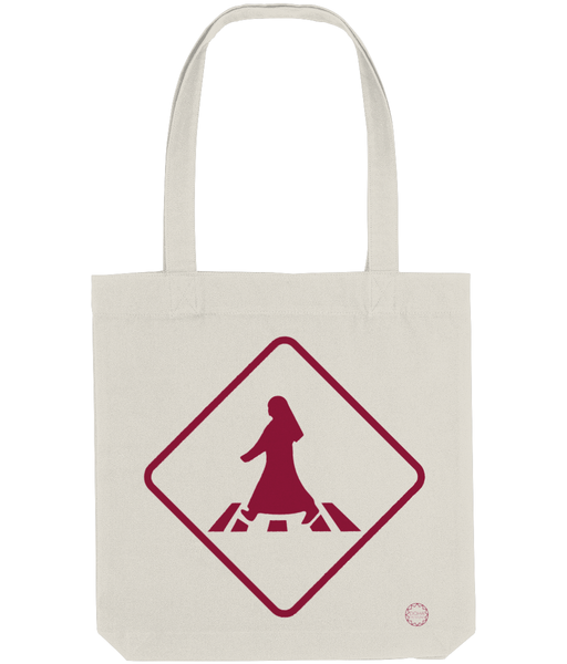 Pedestrian Tote Bag in natural