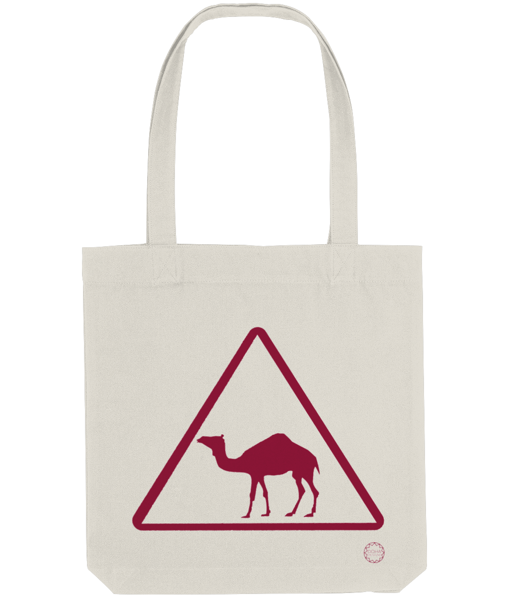 Camel Tote Bag in natural