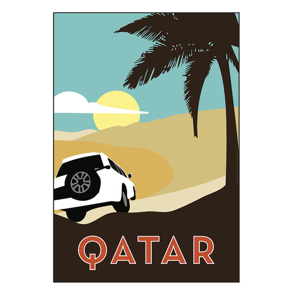 Sale Qatar Prints