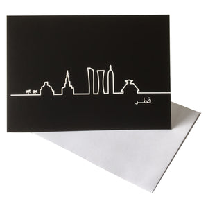 Skyline Greetings Card