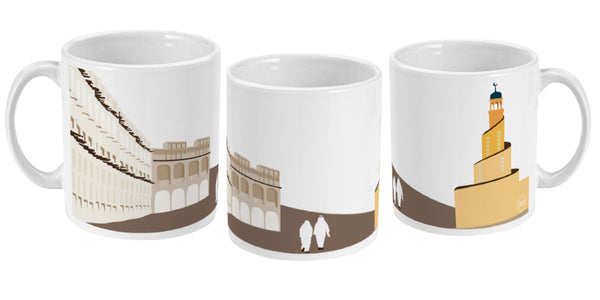 Souq Waqif  Mug (all sides view)
