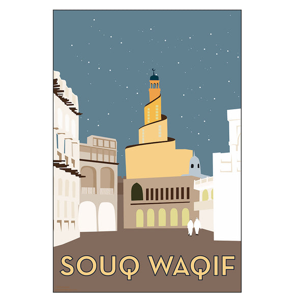 Sale Souq Waqif Prints