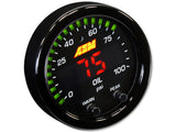 AEM 100psi Oil/Fuel Pressure Gauge X-series