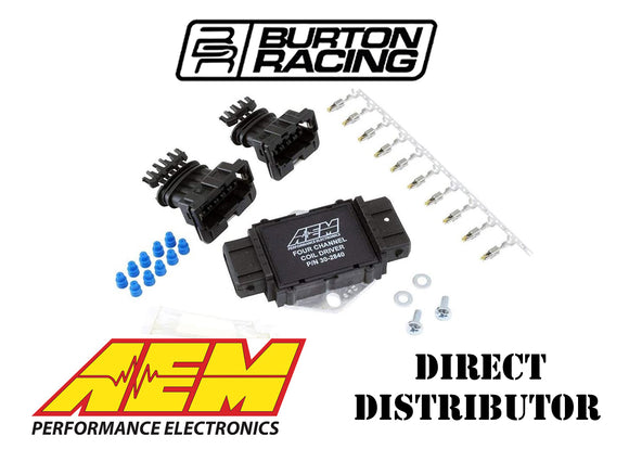 AEM 4 Channel Coil Driver