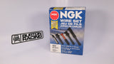 D16 NGK Spark Plug Wire Set