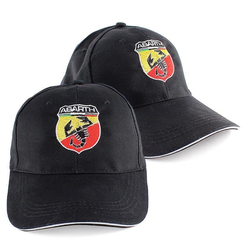 Abarth Car Hat Cap