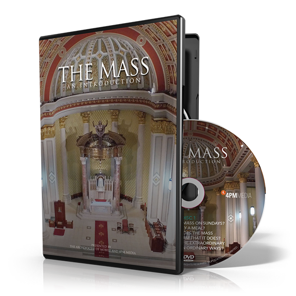The Mass: An Introduction - DVD