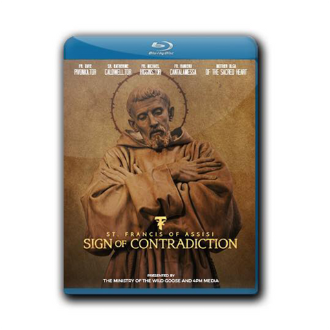 Sign of Contradiction Blu-ray