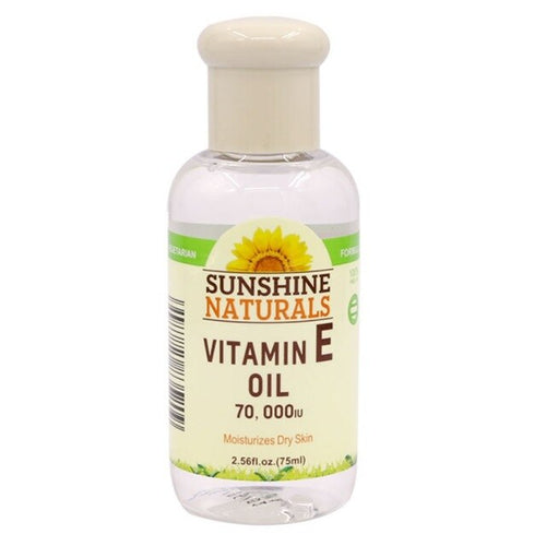 Sunshine Vitamin E Oil