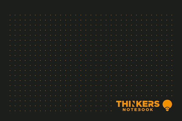 THINKERS Notebook Cover
