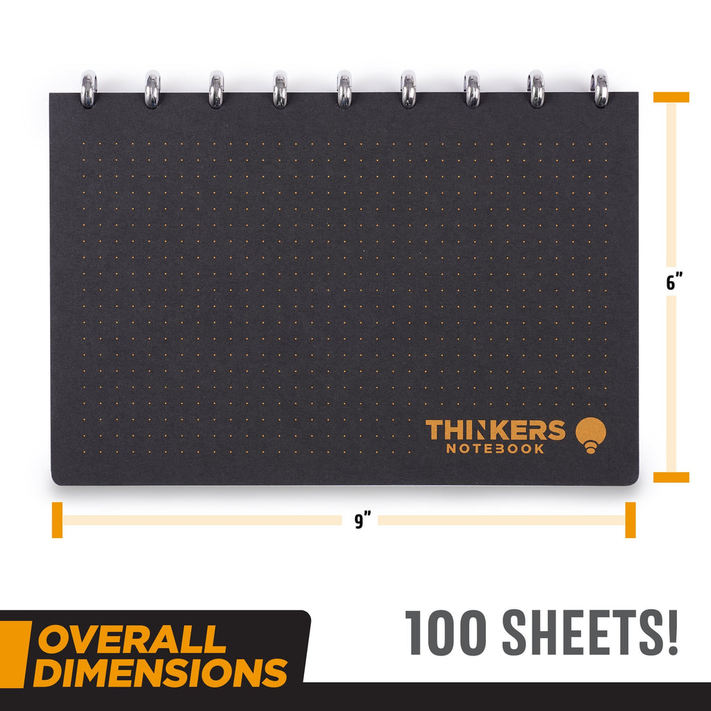 THINKERS Notebook + Pen (FREE shipping) - THINKERS Notebook