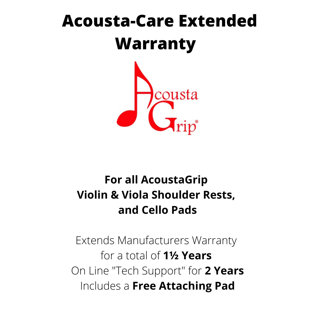 For Extended Warranty Acousta-Care