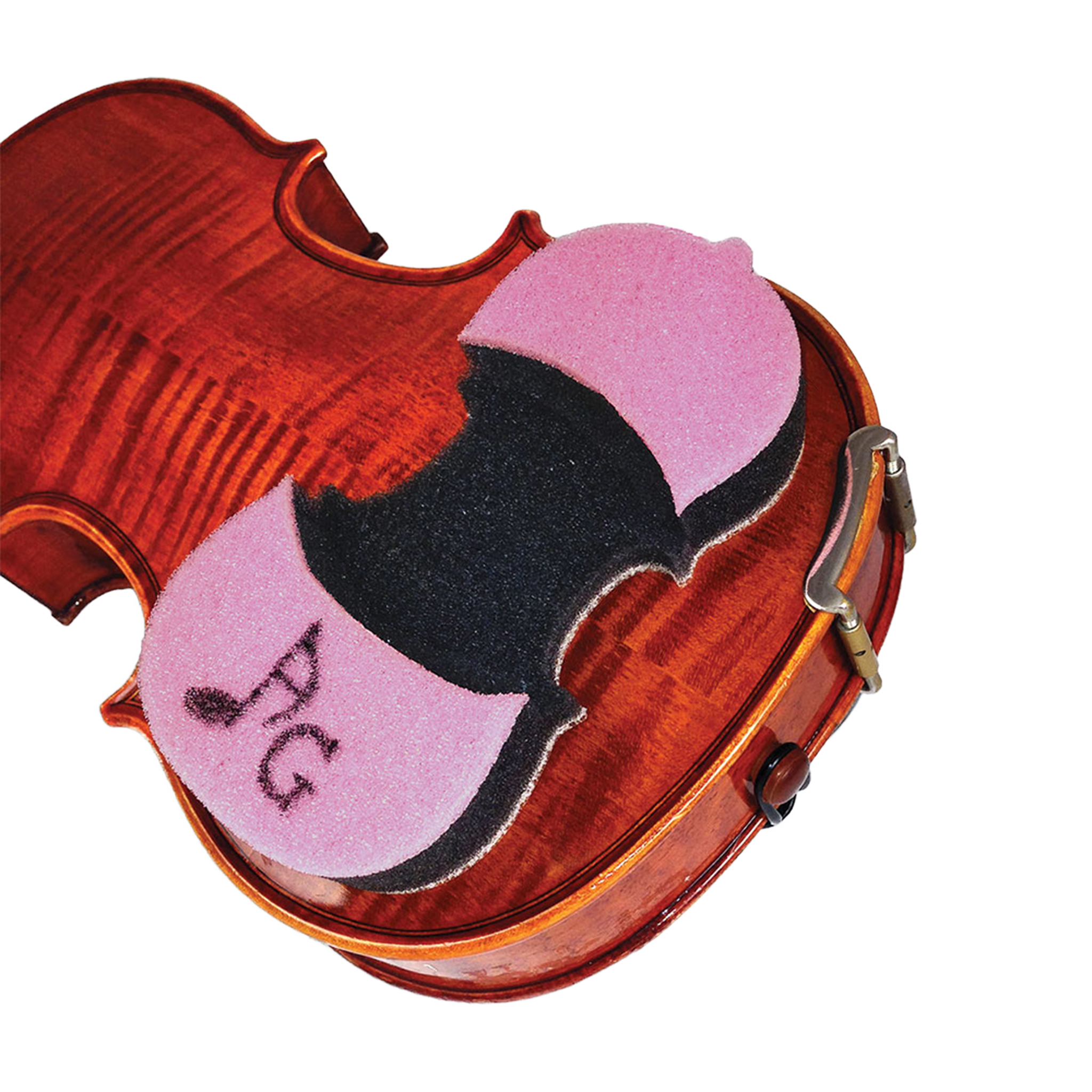 Prodigy Pink Violin & Viola Shoulder Rest
