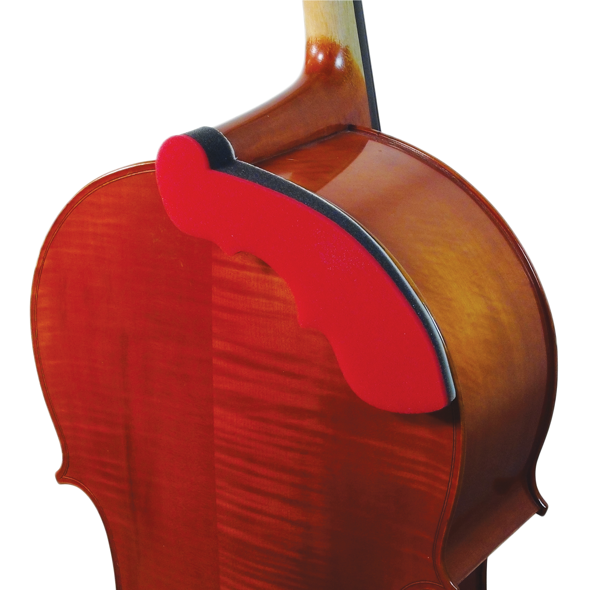 Solo Form Cellist Cello Chest Rest