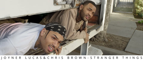 Joyner Lucas and Chris Brown - Stranger Things