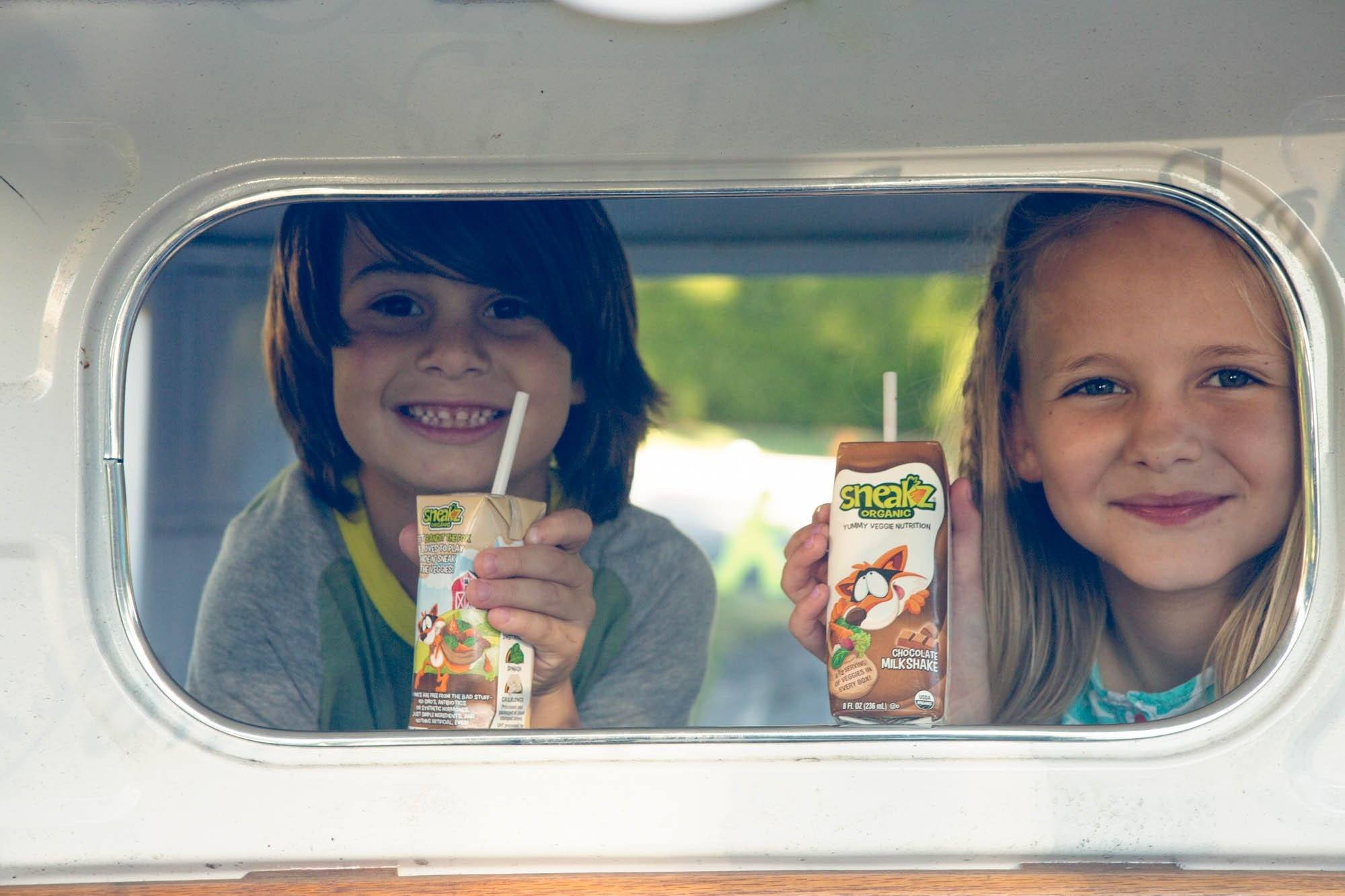 Healthy Kids Drink Review by Momma's Bacon