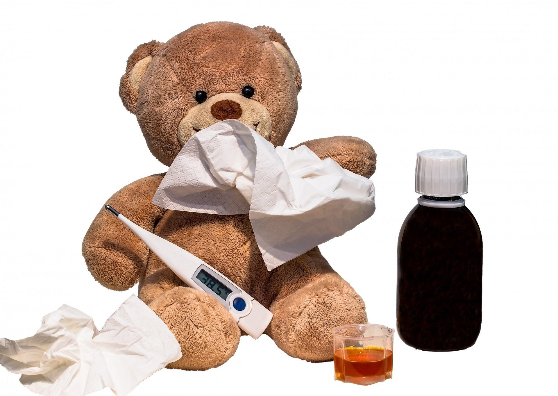 Protect Yourself from Colds and The Flu!