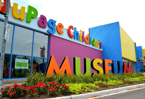 Celebrate New Year's Eve At DuPage Children's Museum