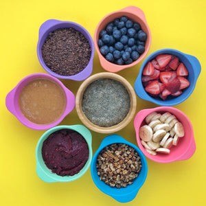 Build-Your-Own Chia Pudding Bar
