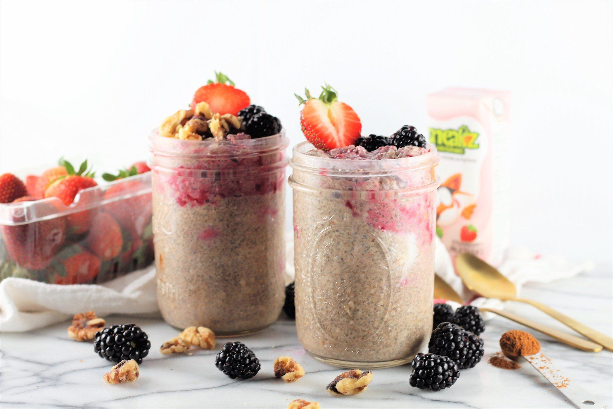 Four Breakfasts for Back-to-School