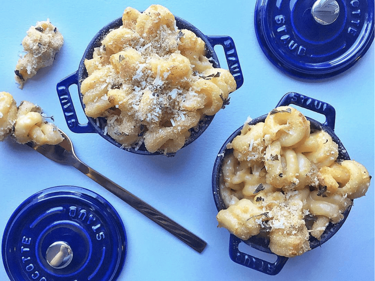 Healthy Organic Mac and Cheese