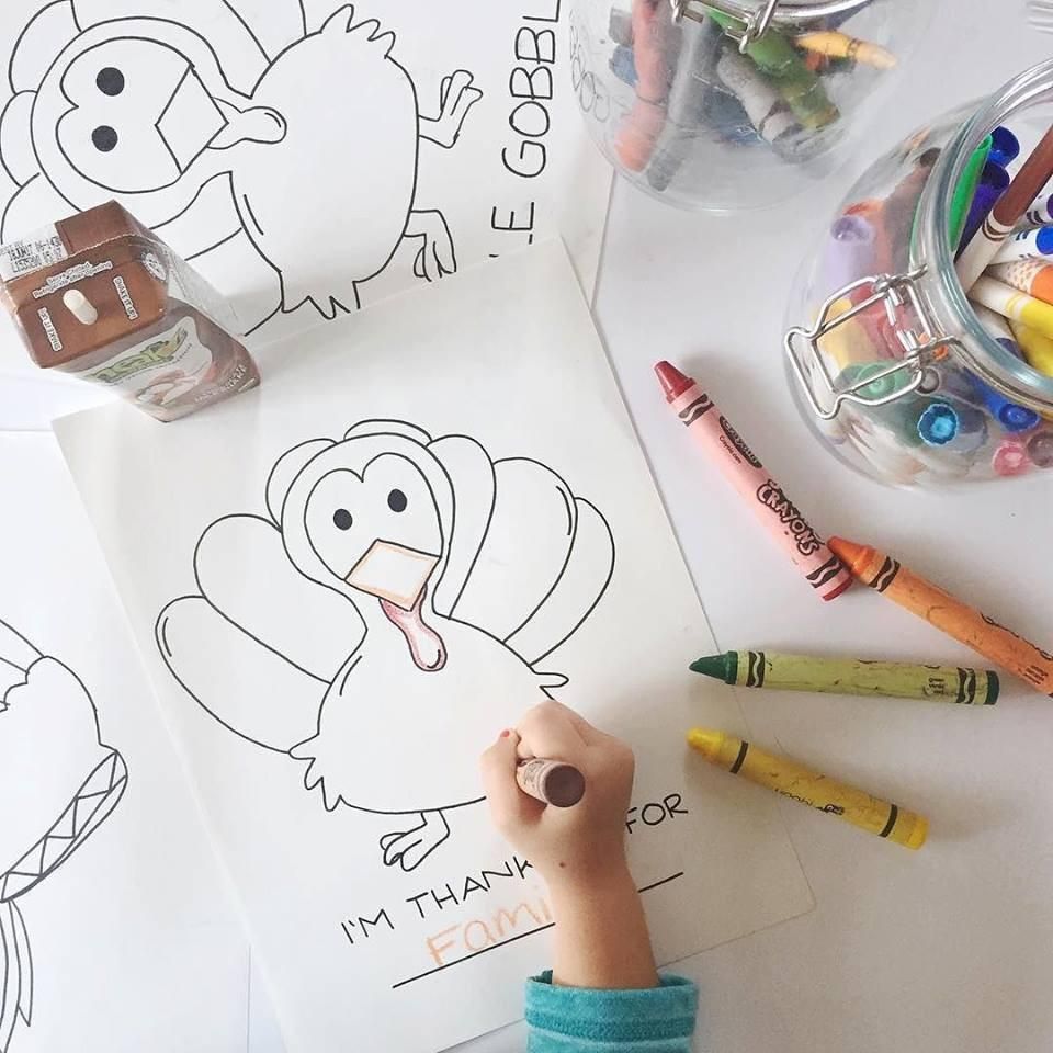 How to Make Thanksgiving Fun for Kids