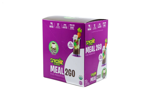 Meal2Go | Plant-Based Adult Nutrition