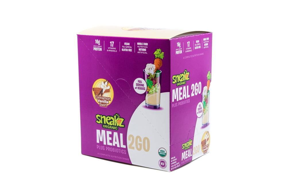 Meal2Go Plant-based Nutrition for Adults 30 Day Supply