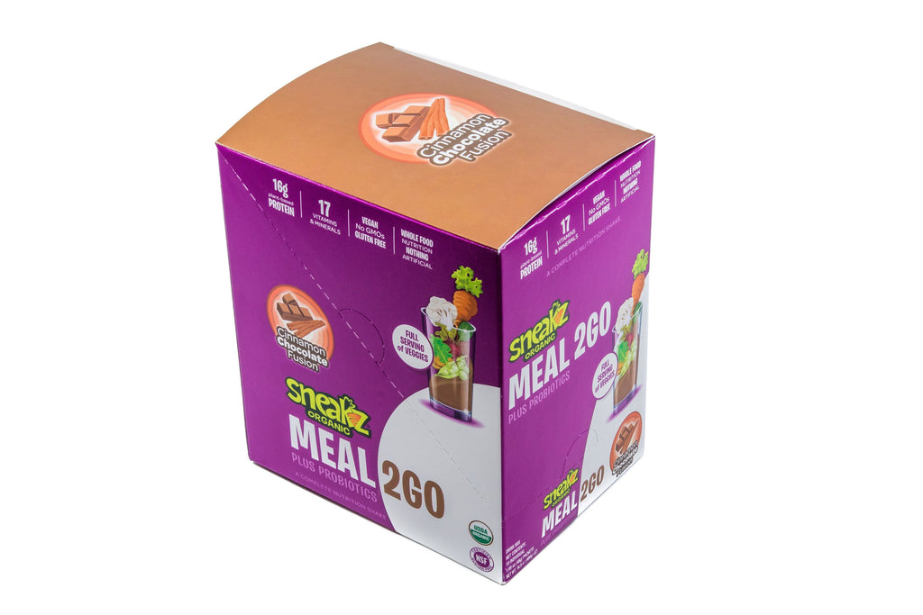 Meal2Go Plant-based Nutrition for Adults