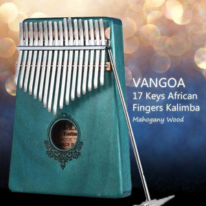 (Buy one get six countdown day & 65% OFF) 17 keys Kalimba!!