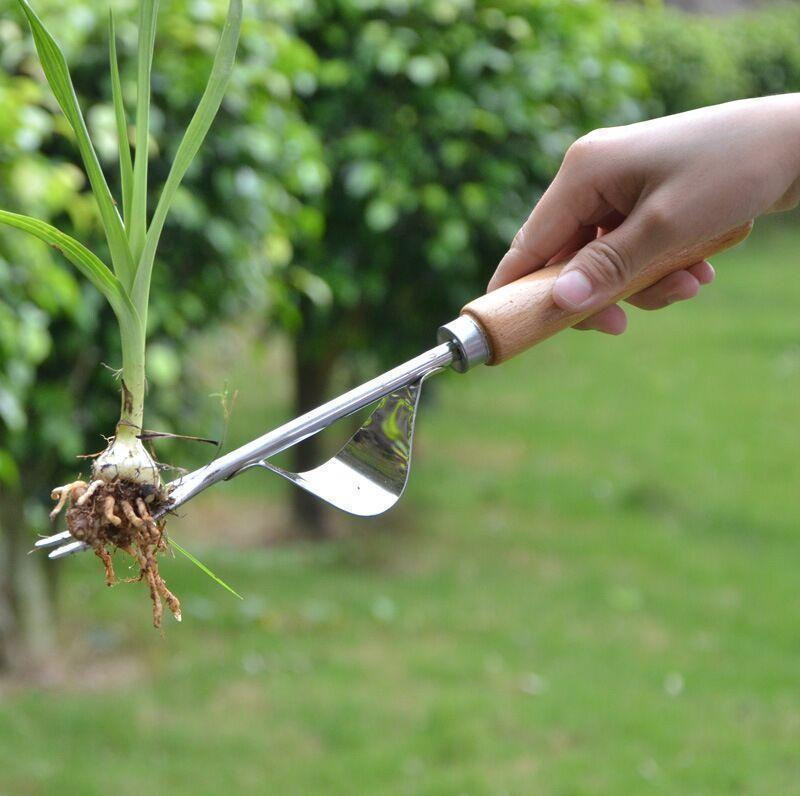 50% OFF LAST DAY PROMOTIONS- Stainless Weeding Tool