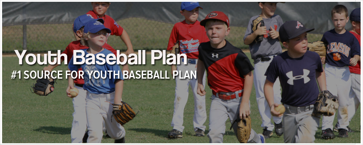 Youth Baseball Plans