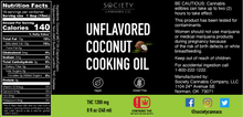 Load image into Gallery viewer, Coconut Cooking Oil