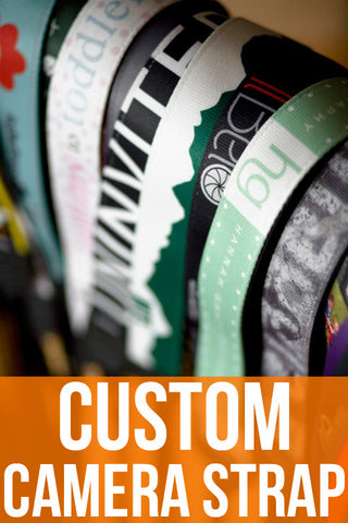 Custom Strap - Upload your photoshop design
