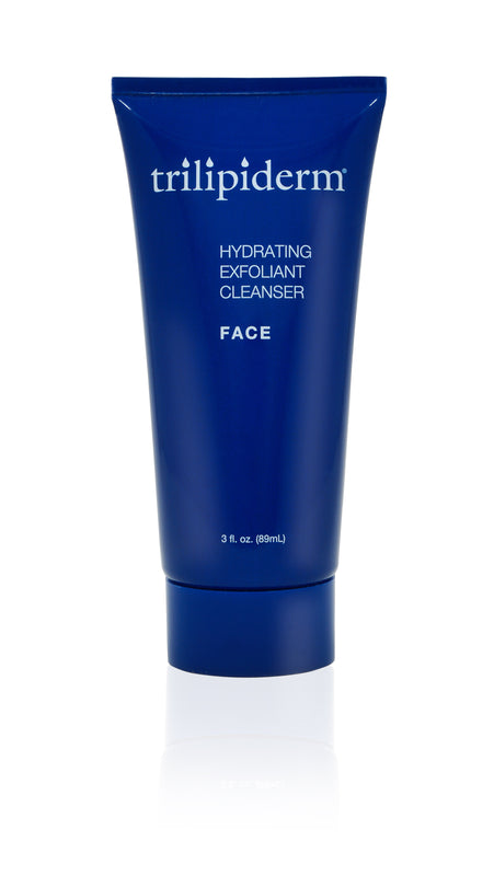 Hydrating Exfoliant Cleanser- FACE- 3oz. - Trilipiderm