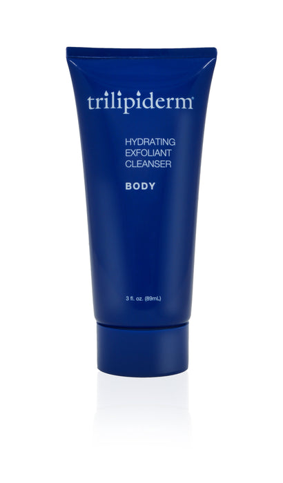 Hydrating Exfoliant Cleanser –– BODY  3oz. - Trilipiderm
