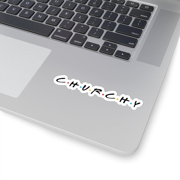 Churchy Stickers