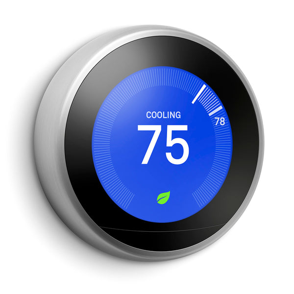 Google Nest Learning Thermostat image 15665293033525