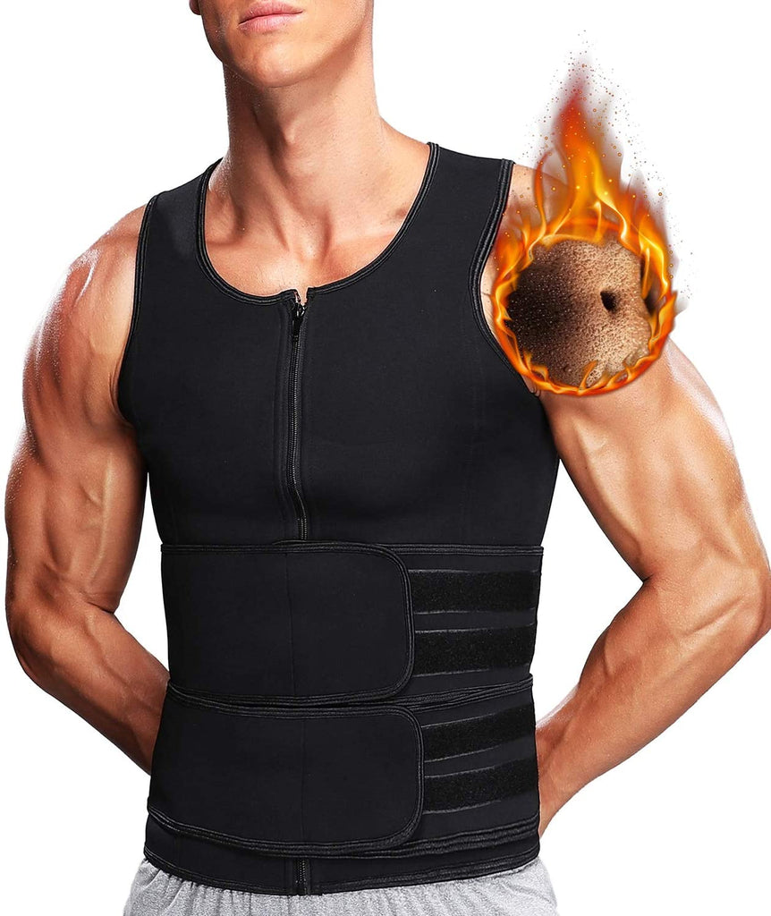 WILLEM Body Shaper Sauna Vest
