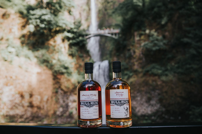 From forest to still, Bull Run Distilling's key ingredient is just half the story