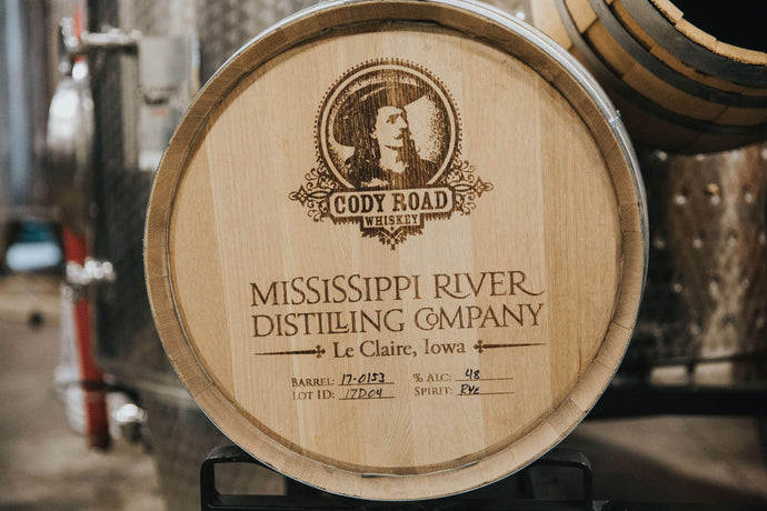 Mississippi River Distilling Company: A marriage of land and water