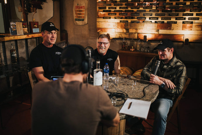 Ep. 1: Iowa Legendary Rye with Heath Schneider and Whiskey Rich Eggers