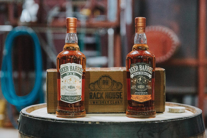New Holland Spirits: The first distillery to stout a whiskey