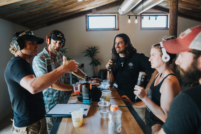 Where flavor meets family at Treaty Oak Distillery with Matthew Bauer