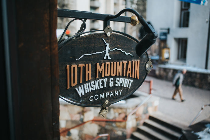 A Conversation with 10th Mountain Whiskey & Spirits Company