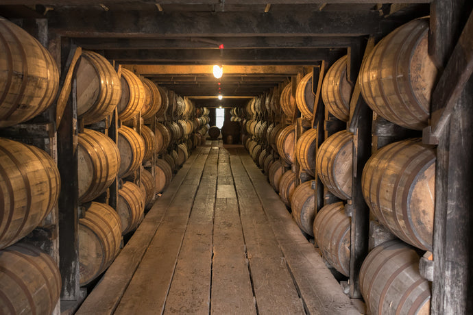 What is barrel aging and why is it important?