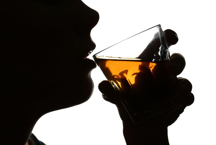 What happens to your body when you drink whiskey?